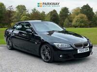 BMW 3.0 330d M Sport Convertible 2dr Diesel Auto (