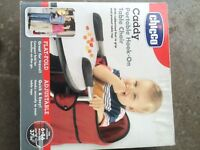 Clamp to table high chair