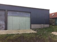 Barn to rent just outside Tarves