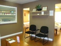 Acupuncture,massage therapy-deep therapeutic relaxation,couple