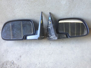 Side Mirrors for '99-'06 GMC Chevy truck