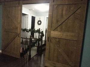 Barn Doors Cambridge Kitchener Area image 7