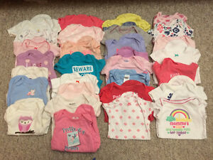 Large Selection Baby GIRL Clothes 3mts-9mts