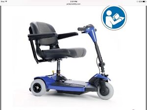 (New never used) Sonic Pride scooter and power hitch lift $1000 Kingston Kingston Area image 4