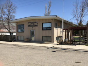 Commercial Building For Sale on Main Street in Angusville, MB!