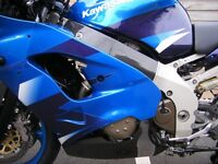IMMACULATE ZX9R CARBON GOODIES LOW MILES