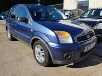 2006 FORD FUSION ZETEC CLIMATE 1.6 AUTOMATIC 66K LADY OWNED