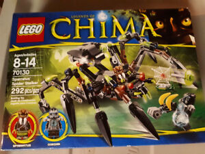 LEGO Legends of  Chima -New unopened