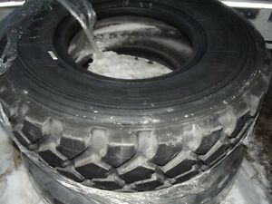6 new tire michelin XZL 365/ 80R20 bigfoot,big truk 4x4,belarus