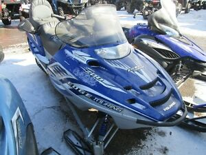 2004 Polaris Trail Touring DLX