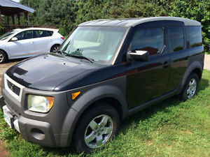 2003 Honda Element SUV SUV, Crossover