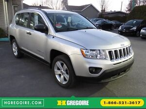 2011 Jeep Compass Sport A/C CRUISE MAGS