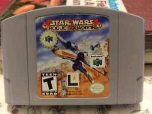 Star Wars Rogue Squadron - Nintendo 64 N64