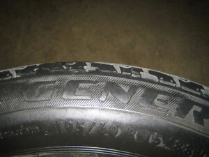 FOUR GENERAL TIRE 195 60 15 London Ontario image 1