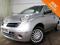 2006 06 NISSAN MICRA 1.2 URBIS 3D AUTO 80 BHP! P/X WELCOME! 2 OWNERS! FULL SERVI