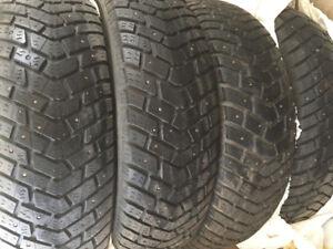 Winter Tires 205/75/R15