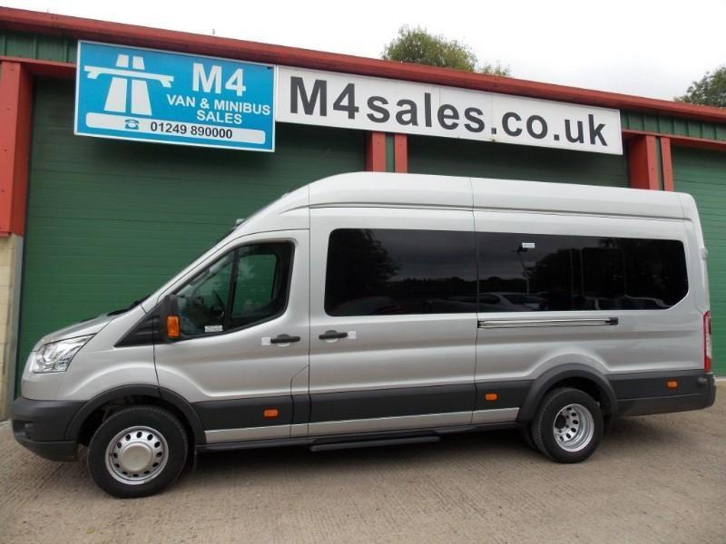 Ford Transit 125ps,17 seat trend minibus,full a/c