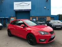 2015 Seat Ibiza 1.2 TSI FR SportCoupe 3dr Petrol Manual (119 g/km, 104 bhp)