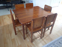 """20"""" Tall Kids Table for Sale"""