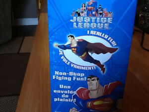 2003 FUSION TOYS JUSTICE LEAGUE FLYING SUPERMAN London Ontario image 3