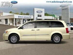 2011 Chrysler Town & Country Touring  -  Power Tailgate