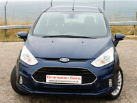 Ford B-Max 1.0T ( 125ps ) EcoBoost ( s/s ) 2013.5MY Titanium