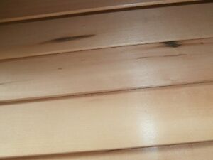 Knotty Pine Blind and Valence Prince George British Columbia image 3