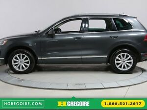 2015 Volkswagen Touareg COMFORTLINE TOIT CUIR BLUETOOTH MAGS