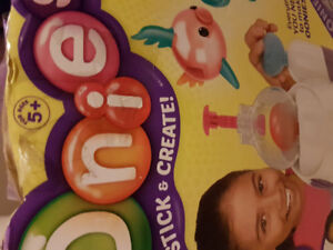 Oonies .For toddlers 5 years and  up