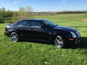 2006 Cadillac STS4 - Black Beauty