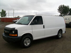 READY TO WORK 2008 CHEVY EXPRESS 2500 CARGO VAN NICE!! $4000