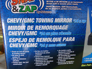 Towing mirrors-GMC/Chev-  recycledgear.ca