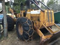 "1980 SKIDDER FOR SALE ""REDUCED"" $$9,500$$"