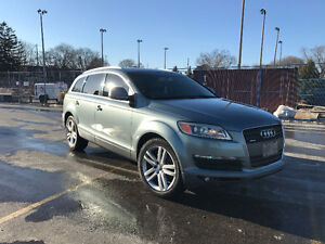 2007 Audi Q7 4.2 SUV, accidents free, clean car, luxury package