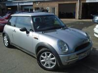 2002 52 MINI HATCH ONE 1.6 ONE 3D 89 BHP