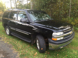 2004 Chevrolet Tahoe Hatchback