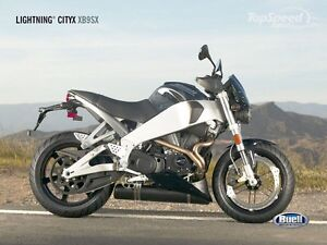2006 buell city lightning 983 cc