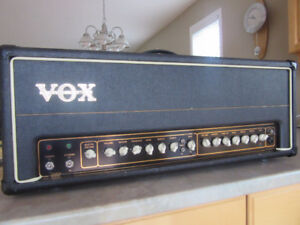 Amps For Sale Or Trade (Vox, Hughes & Kettner)