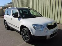 2013 Skoda Yeti 2.0 TDI CR DPF Adventure Station Wagon 4x4 5dr