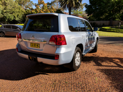 2012 Toyota Landcruiser VDJ200R Croydon Park Canterbury Area Preview