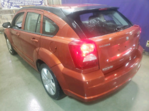 dodge caliber 2007 stx