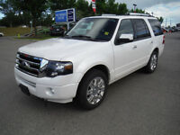 2011 Ford Expedition Limited SUV, DVD Headrests