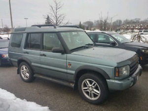 2004 land rover discovery se7 4x4 certified