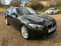 2013 BMW 1 Series 2.0 116d M Sport Sports Hatch (s/s) 5dr Hatchback Diesel Manua