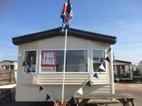 Static Caravan Dymchurch Kent 2 Bedrooms 6 Berth ABI Oakley 2015 New Beach