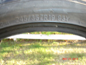 TOYO PROXES T1R TIRE