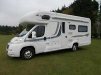 Auto-Trail Apache 634U SE, 4 berth Rear Lounge Motorhome in beautiful condition.