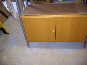 Multi-purpose table/bench/hutch/Microwave/working table.  It has