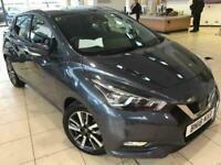 2018 Nissan Micra 1.0 Acenta Limited Edition 5dr Hatchback Petrol Manual