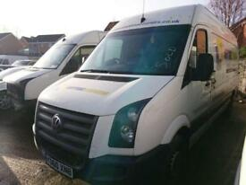 Volkswagen Crafter 2.5BlueTDi ( 109PS ) CR35 Maxi LWB - 2010 60-REG -